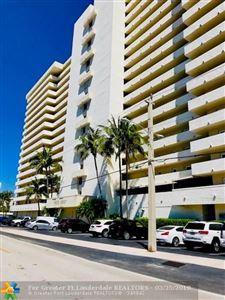 Photo of 2200 NE 33rd Ave #11F, Fort Lauderdale, FL 33305 (MLS # F10104217)