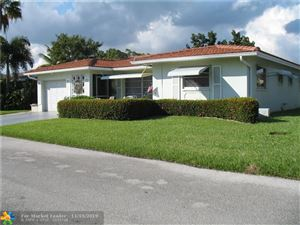 Photo of 4713 NW 58 STREET, Tamarac, FL 33321 (MLS # F10203217)
