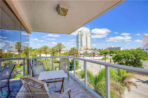 Photo of Listing MLS f10227217 in 3000 Holiday Dr #406 Fort Lauderdale FL 33316