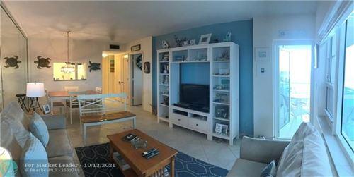 Photo of 6000 N Ocean Blvd #9E, Lauderdale By The Sea, FL 33308 (MLS # F10304217)