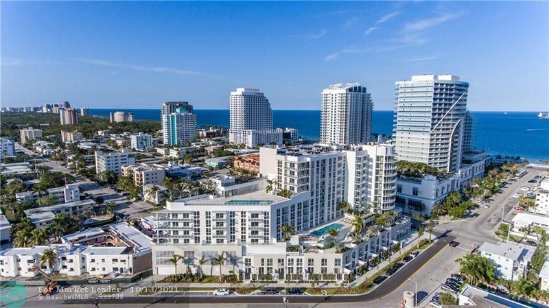 Photo of 401 N Birch Rd #702, Fort Lauderdale, FL 33304 (MLS # F10304218)