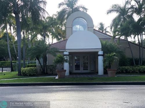 Photo of 951 Lyons Rd #6108, Coconut Creek, FL 33063 (MLS # F10243219)