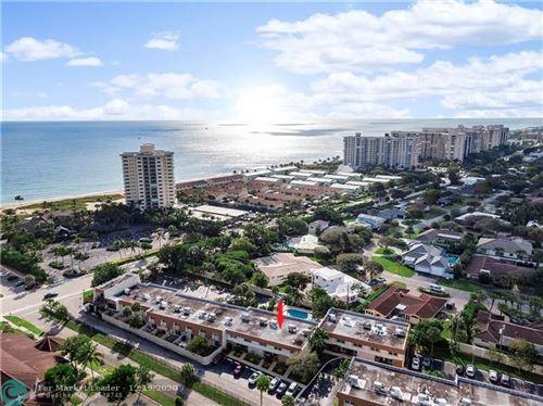 Photo of 5555 N Ocean Blvd #15, Lauderdale By The Sea, FL 33308 (MLS # F10263219)