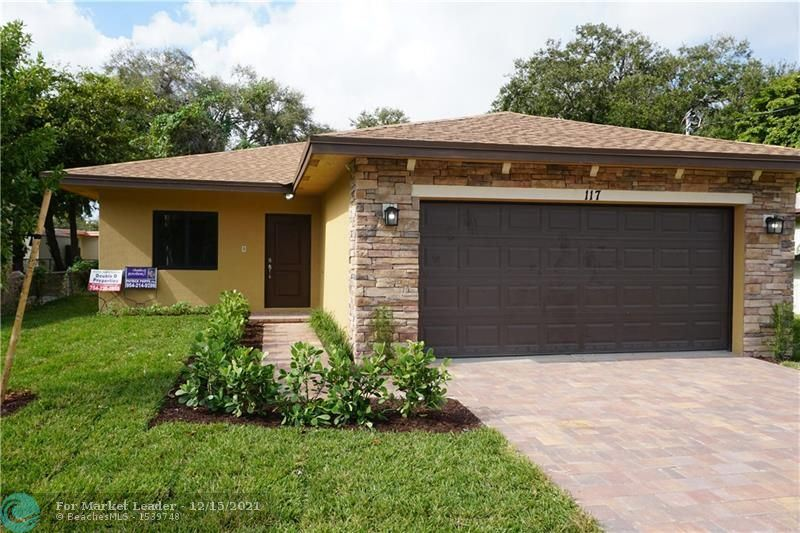 Photo of 2329 Raleigh, Hollywood, FL 33020 (MLS # F10302219)