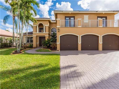 Photo of 15978 SW 3rd St, Pembroke Pines, FL 33027 (MLS # F10274220)