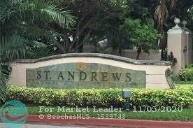 12172 Saint Andrews Pl #309, Miramar, FL 33025 - #: F10257220