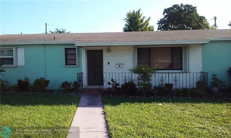 1760 NW 135th St, Miami, FL 33167 - MLS#: F10217221