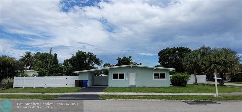 Photo of 3391 SW 21st St, Fort Lauderdale, FL 33312 (MLS # F10302221)