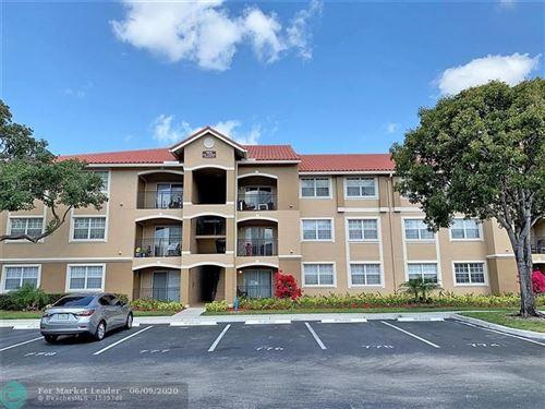 Foto de inmueble con direccion 11631 SW 2nd St #204 Pembroke Pines FL 33025 con MLS F10220223