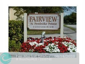 Photo of 1100 NW 106th Ter #101, Pembroke Pines, FL 33026 (MLS # F10244223)