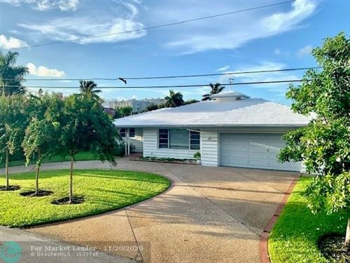 Photo of 270 S Tradewinds Ave, Lauderdale By The Sea, FL 33308 (MLS # F10258225)