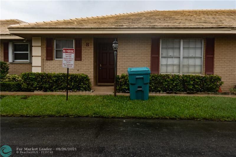 Photo of 1471 SW 26th Ave #7B, Boynton Beach, FL 33426 (MLS # F10302225)