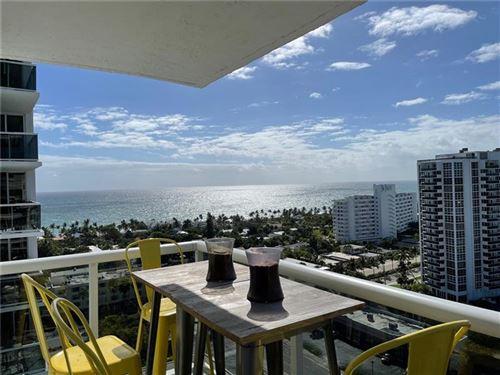 Photo of 3015 N Ocean Blvd #17L, Fort Lauderdale, FL 33308 (MLS # F10273226)