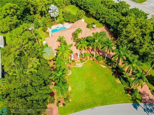 Foto de inmueble con direccion 5670 W Leitner Dr Coral Springs FL 33067 con MLS F10245227