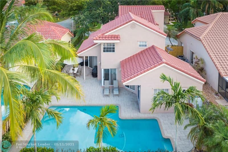 Photo of 9421 NW 18th Dr, Plantation, FL 33322 (MLS # F10283227)