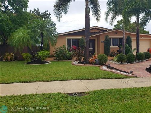 Photo of Listing MLS f10214228 in 1661 NW 63rd Ave Sunrise FL 33313