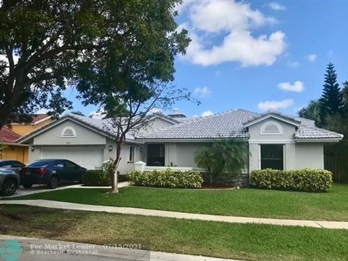 Photo of 1850 NW 108th Ave, Plantation, FL 33322 (MLS # F10277230)