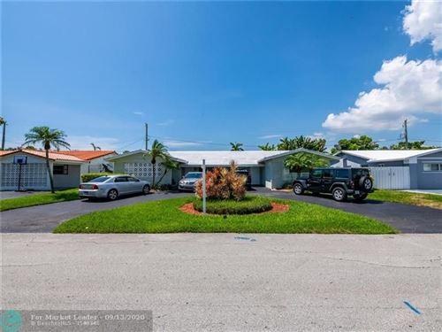 Foto de inmueble con direccion 1600 NE 51st St Fort Lauderdale FL 33334 con MLS F10241231
