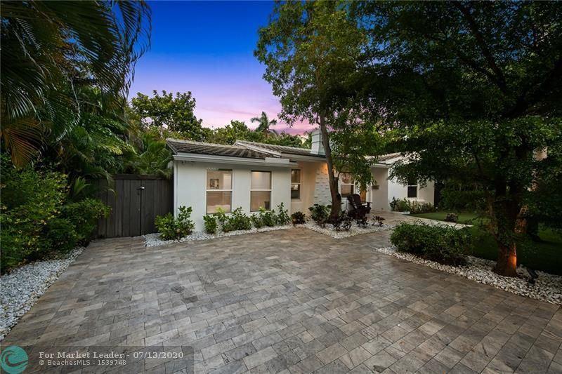 Photo of 744 NE 16TH AVE, Fort Lauderdale, FL 33304 (MLS # F10236231)