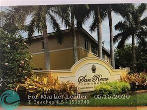 Foto de inmueble con direccion 6040 SW 19th Pl #6040 North Lauderdale FL 33068 con MLS F10229233