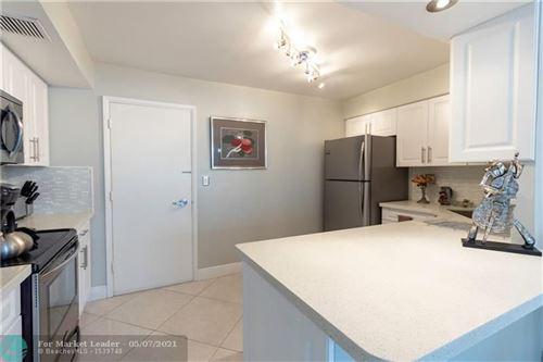 Tiny photo for 3300 NE 36th St #211, Fort Lauderdale, FL 33308 (MLS # F10283233)