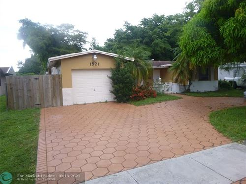 Photo of 1821 NW 90th Ave, Pembroke Pines, FL 33024 (MLS # F10300233)