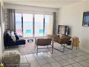 Photo of 710 N Ocean Blvd #1004, Pompano Beach, FL 33062 (MLS # F10193234)