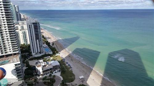 Photo of 1830 S Ocean Dr #3511, Hallandale Beach, FL 33009 (MLS # F10305234)