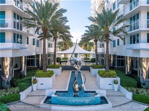 Photo of 2831 N Ocean Blvd #706N, Fort Lauderdale, FL 33308 (MLS # F10262235)