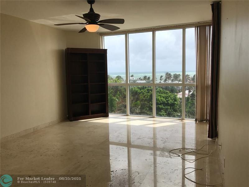 Photo of 3100 N Ocean Blvd #608, Fort Lauderdale, FL 33308 (MLS # F10298235)