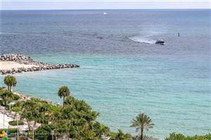 Photo of 2000 S Ocean Dr #1105, Fort Lauderdale, FL 33316 (MLS # F10198236)