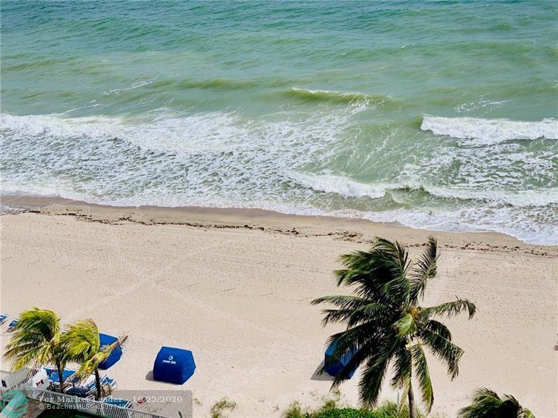 Photo of 4010 Galt Ocean Dr #1002, Fort Lauderdale, FL 33308 (MLS # F10255236)