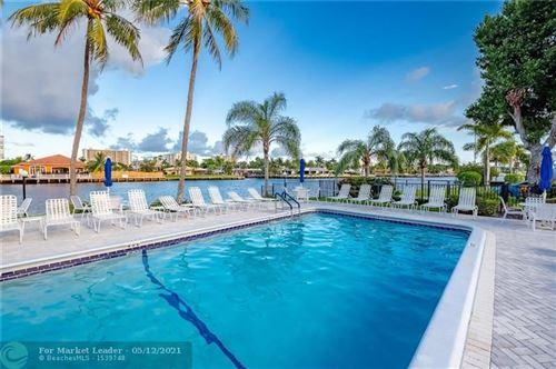 Photo of 6291 Bay Club Dr #3, Fort Lauderdale, FL 33308 (MLS # F10284237)