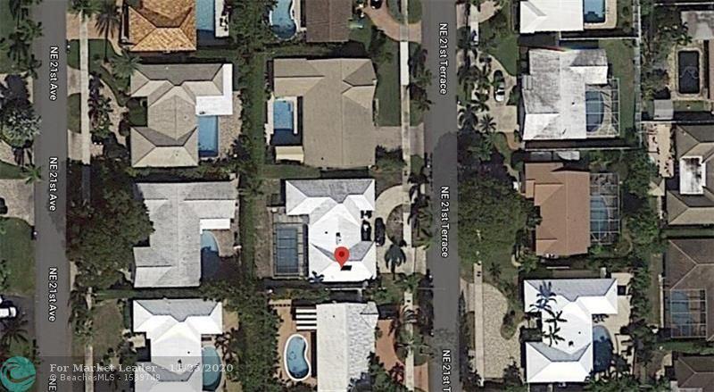 Photo of 6521 NE 21st Ter, Fort Lauderdale, FL 33308 (MLS # F10260237)