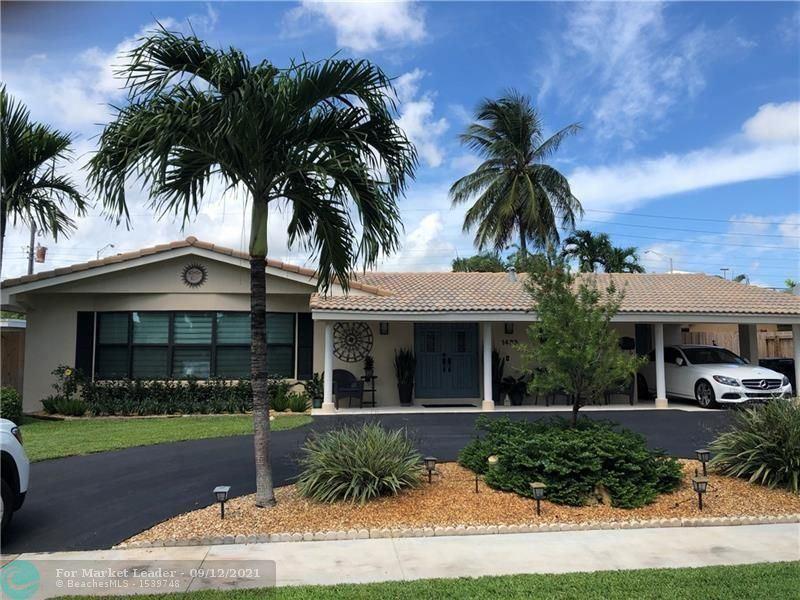 1433 NE 60th St, Fort Lauderdale, FL 33334 - #: F10300238