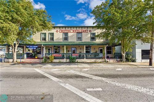 Foto de inmueble con direccion 5 S Flagler Ave Homestead FL 33030 con MLS F10231239
