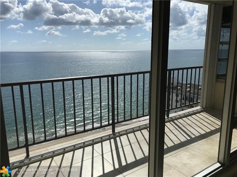 Photo of 4280 Galt Ocean Dr #24D, Fort Lauderdale, FL 33308 (MLS # F10196239)