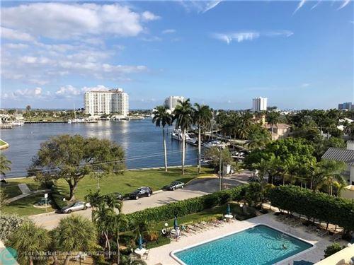 Photo of 2500 E Las Olas Blvd #605, Fort Lauderdale, FL 33301 (MLS # F10214240)