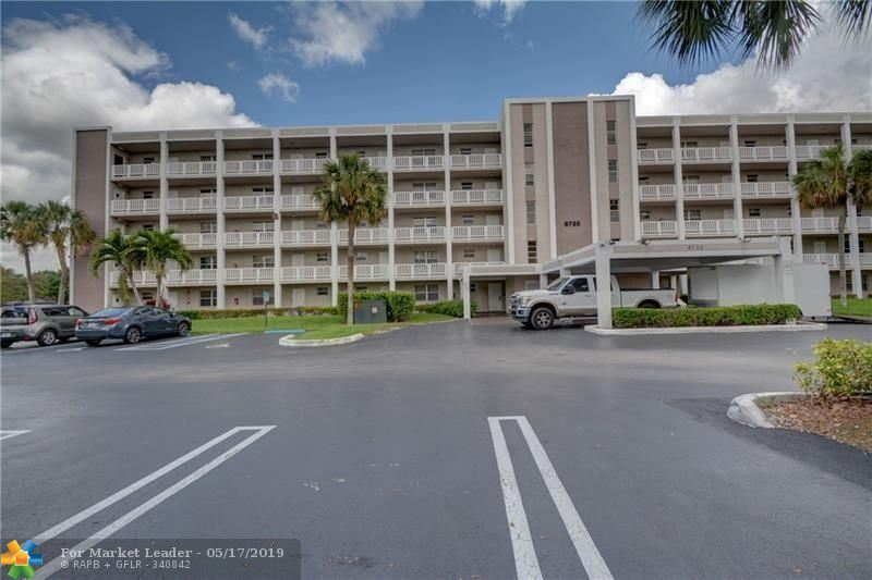 Photo for 8735 Ramblewood Dr #312, Coral Springs, FL 33071 (MLS # F10176240)