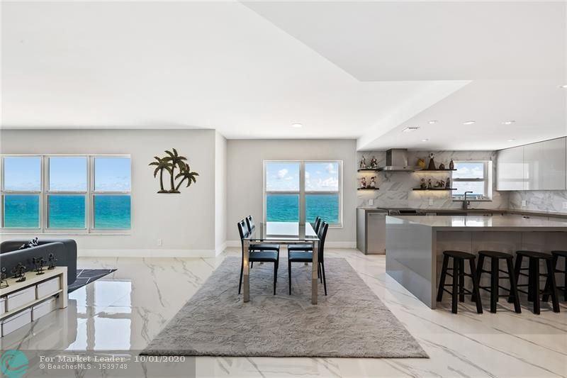 Photo of 3750 Galt Ocean Dr #611, Fort Lauderdale, FL 33308 (MLS # F10250240)