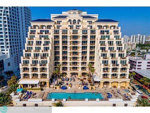 Foto de inmueble con direccion 601 N Fort Lauderdale Beach Blvd #916 Fort Lauderdale FL 33304 con MLS F10247241