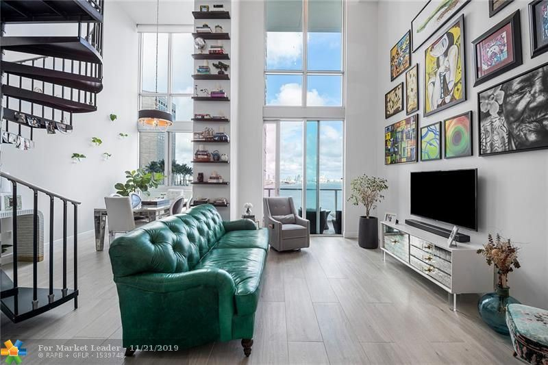300 S Biscayne Blvd #1222, Miami, FL 33131 - MLS#: F10204242