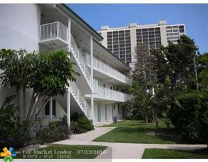Photo of 2760 Banyan Rd #21A, Boca Raton, FL 33432 (MLS # F10110243)