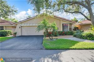 Photo of 661 Deer Creek Hollows Circle, Deerfield Beach, FL 33442 (MLS # F10124243)