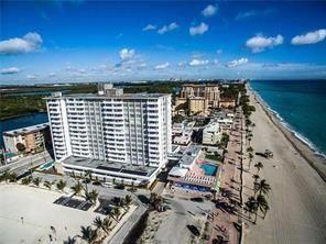 Photo of 3111 N Ocean Dr #1509, Hollywood, FL 33019 (MLS # F10274243)