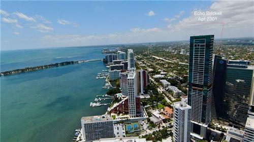 Photo of 1451 Brickell Avenue #2301, Miami, FL 33131 (MLS # F10282243)