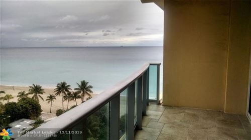 Photo of 2501 S Ocean Dr #1005, Hollywood, FL 33019 (MLS # H10699243)