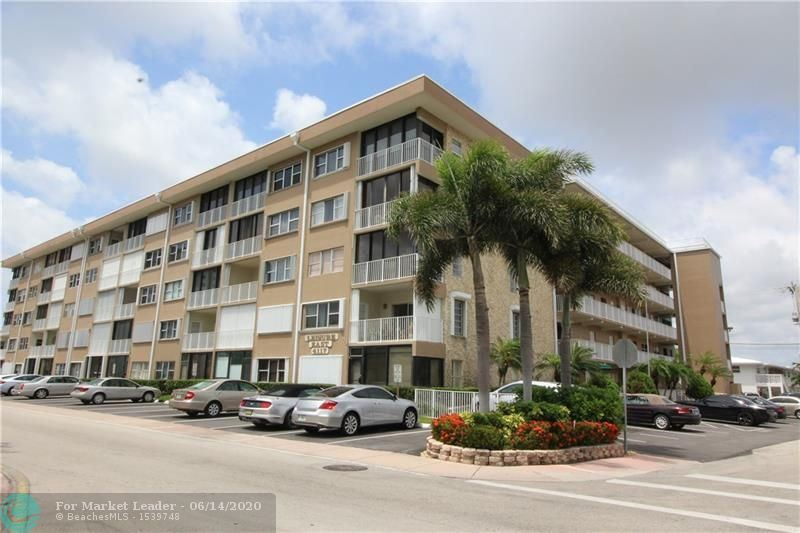 Photo of 4117 Bougainvilla Dr #106, Lauderdale By The Sea, FL 33308 (MLS # F10232243)