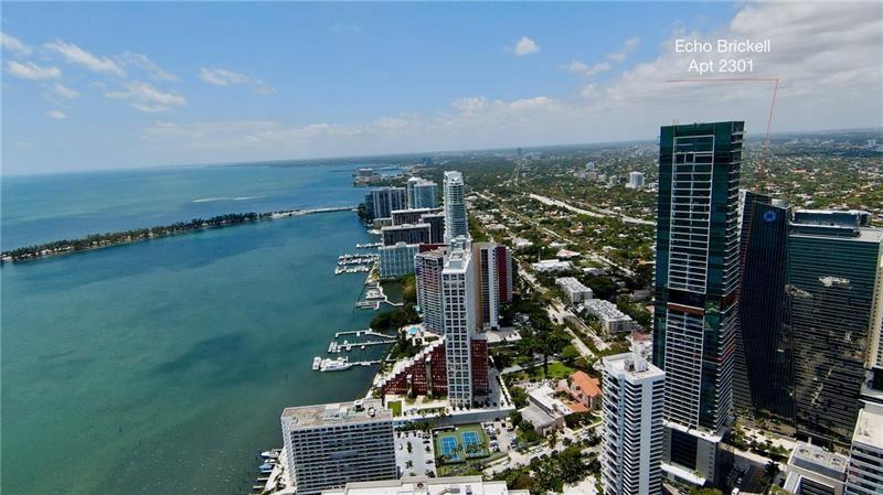 1451 Brickell Avenue #2301, Miami, FL 33131 - #: F10282243
