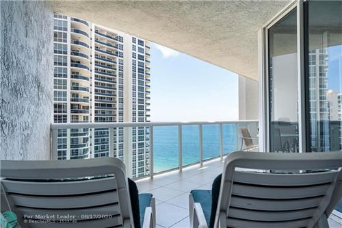 Photo of 3100 N Ocean Blvd #1705, Fort Lauderdale, FL 33308 (MLS # F10233244)